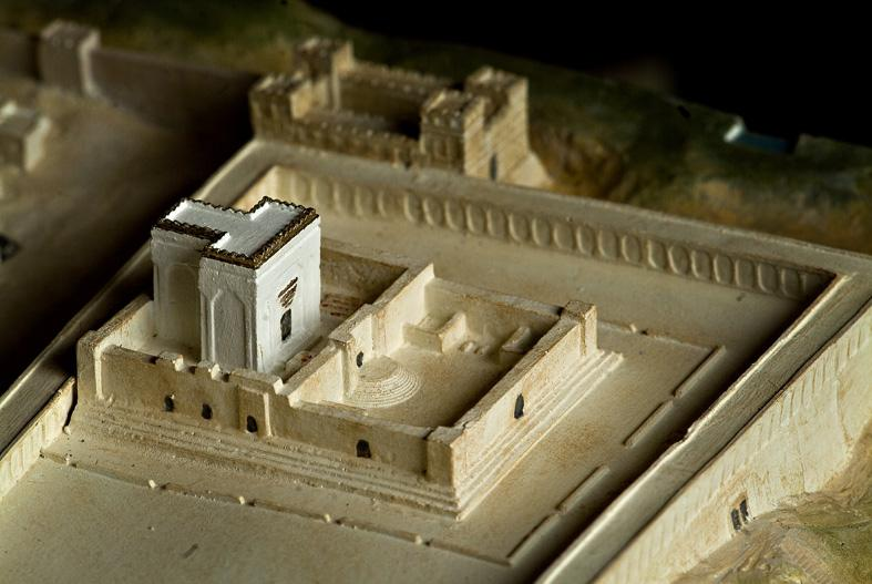 Picture of Herods Palace 33 AD
